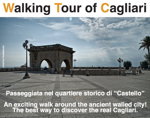 Walking Tour of Cagliari
